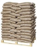 Drveni peleti u vrećama od 15 kg